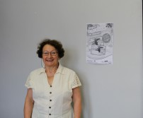 Mme Roberts, gagnante du CAWAE