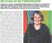 Article du Proximag du 2 avril 2014