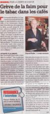 Article du journal La Meuse du 24-03-2011