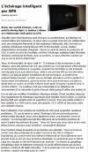 Article dans le journal La Libre (22-06-2011)