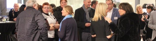 Rejoignez nous à un cocktail rencontre entreprises chez Peugeot Schyns Awans le 17 septembre