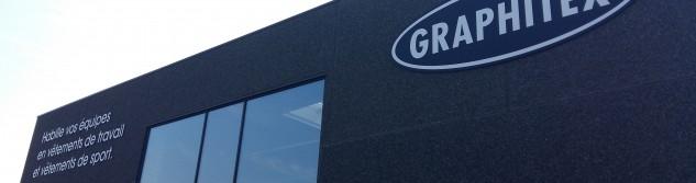 Graphitex: Le nouvel arrivant sur le Parc d'activités économiques d'Awans