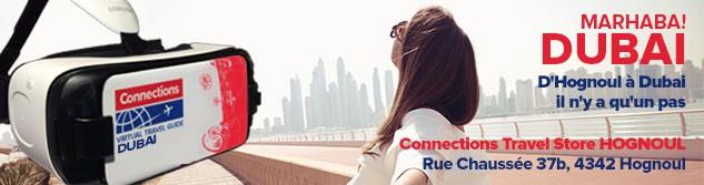 Lunettes Virtual Experience Dubai et New-York chez Connections