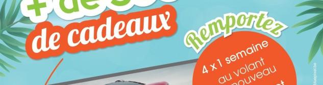 Awans Crazy Summer: Déjà plus de 50 tickets encodés en 24h... ca commence bien!