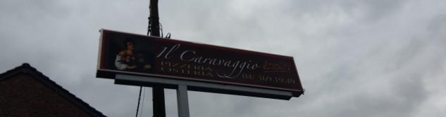 Ouverture de la Pizzeria Il Caravaggio
