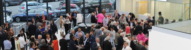 Soirée d'inauguration du garage BHs Motors