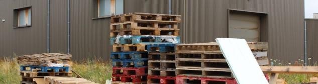 Succès de la deuxième récolte de palettes en bois valorisable dans les entreprises awansoises