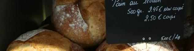Nouveau produit à la boulangerie Leduc: Un pain au Levain à découvrir