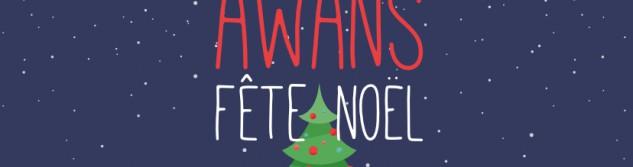 Le site internet d'Awans Fête Noël est désormais en ligne... Clap départ dans 2 jours!