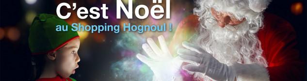 Le Shopping Hognoul fêtera Noël ce 16 décembre.... à ne pas rater
