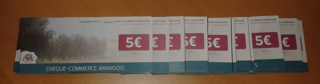 Nouveau partenaire aux chèques-commerces : Neuville Marcel