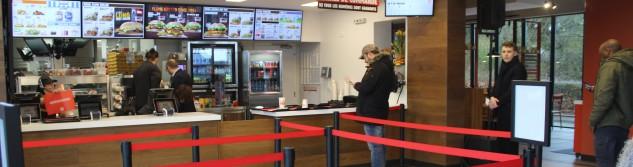 Grande ouverture du Burger King d'Hognoul ce 13 mars