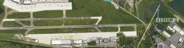 Aéroport de Liège: Des centaines de postes seront créés.