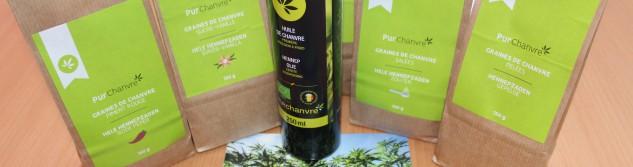 Des produits locaux et bios à base de Chanvre, les connaissez-vous?