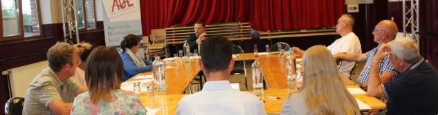 Succès de la seconde réunion du comité de pilotage d'Awans Commune de Commerce Equitable