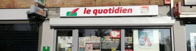 Nouveau look pour la Librairie Le Quotidien