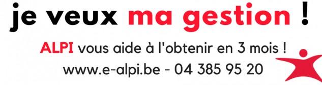 Obtenez votre certificat de GESTION avec ALPI