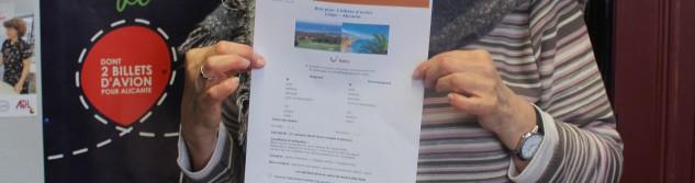 Awans Fête Noël 4 : Et la gagnante des billets d'avion pour Alicante est…
