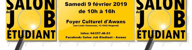 La Meuse consacre un de ses articles au Salon du Job Etudiant