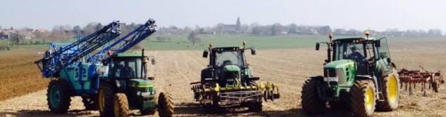 Retrouvez  le reportage de Vivacité consacré à l'un de nos agriculteurs: Thomas Fastré de Villers-l'Evêque