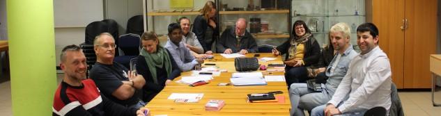 Commerce équitable : Superbe implication des membres au 4e comité de pilotage Awans
