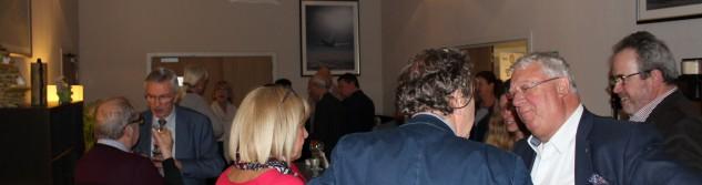 Conférence pointue et appréciée au Rotary Liège Airport