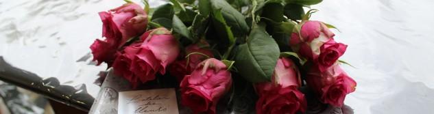 10 ans de l'ADL : Une fleuriste locale et des fleurs équitables
