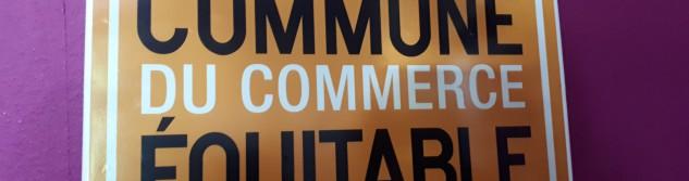 Awans reçoit le label de Commune du commerce équitable
