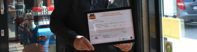 Awans Commune de commerce équitable : l'AD Delhaize participe