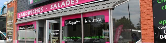 Des smoothies à La Baguette Enchantée cet été
