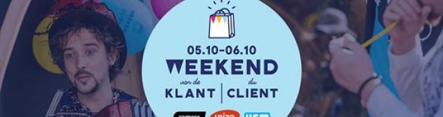 Week-end du client: Une belle occasion de remercier vos clients...