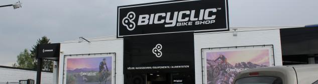 Le plus grand choix de vélos de Wallonie, c'est chez Bicyclic à Hognoul !
