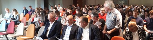 L'ADL, intervenante lors de la conférence Think Circular sur l'économie circulaire