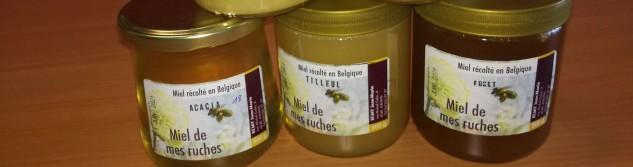 C'est bon et c'est awansois : Du miel produit sur le Parc d'activités économiques