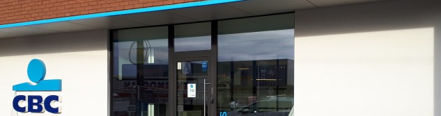 La banque CBC a ouvert ses portes