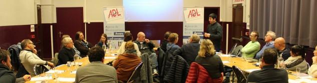 Superbe mobilisation autour de projets concernant les productions locales