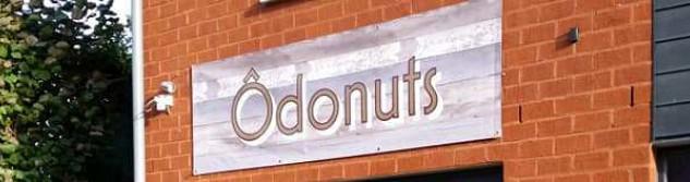 Nouveau site internet pour O'Donuts