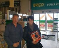 Gagnante Brico - Madame Dodeur