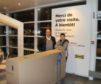 Monsieur Compère chez IKEA