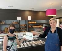 Livraison à la Boulangerie Leduc