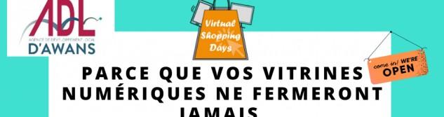 Dernière chance de booster votre visibilité grâce à Virtual Shopping Days
