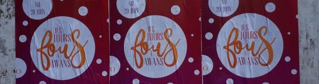 Jours Fous à Awans : Leur promotion commence