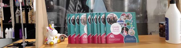 Le 11e Guide local de l'ADL est aussi disponible chez nos acteurs locaux